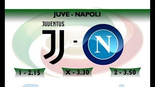 Schedina CM: Juve-Napoli 1 fisso. Pari Roma, pioggia di gol per l'Inter
