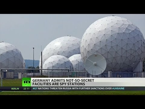 German spy agency reveals locations of surveillance facilities