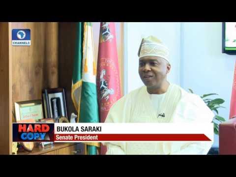 Bukola Saraki Reveals Why It Took Long To Publish NASS Budget