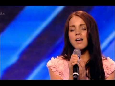 X FACTOR 2013 STAGE AUDITIONS - MELANIE McCABE - TITANIUM by DAVID GUETTA