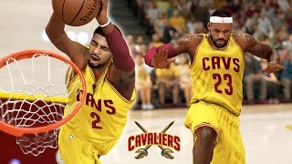 NBA 2K14 Cavaliers MyGM #16 Bringing Back Wiggins