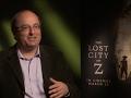 David Grann: I always feel more like Dr Watson