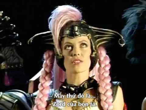 Vietsub | Siêu nhân Cuồng Phong (Power Rangers Ninja Storms) - Tập 36