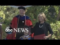 Mother receives surprise diploma