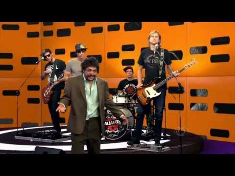 Banda Aliados - Pânico na Band - 08/12/2013