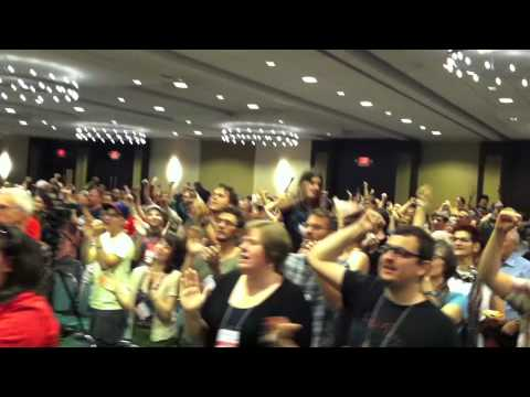 Solidarity with Texas Women at Socialism 2013