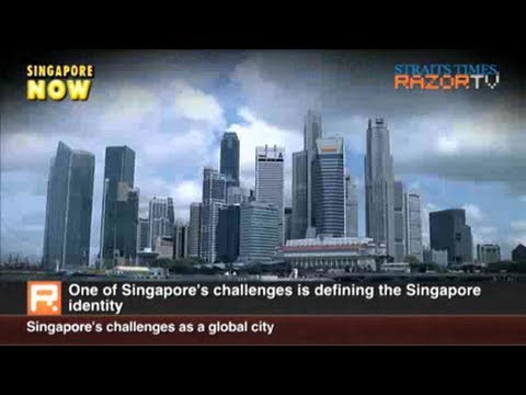 Singapore's challenges as global city (Singapore Perspectives Conference 2011 Pt 2)