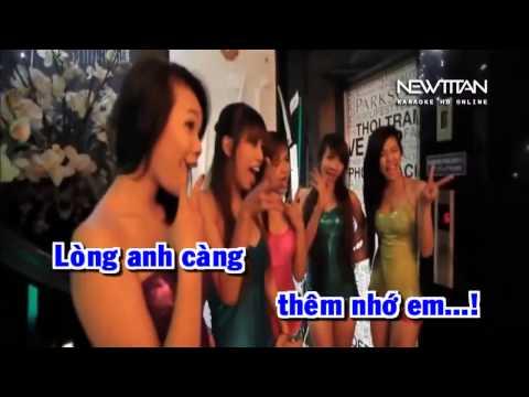 Đông Về Em Ở  Đâu Du Thiên Remix karaoke Full Beat