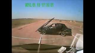 Подборка ДТП с видеорегистраторов 48 \ Car Crash compilation 48
