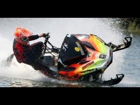 Youtube Snowmobile Crashes Videos