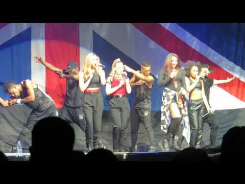 DNA - Little Mix - Chicago - 3/14/14