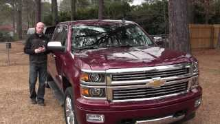 2014 Chevy Silverado High Country Vs. Ram Longhorn
