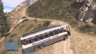 Grand Theft Auto 5 Online - Officer Speirs - Bus Tour