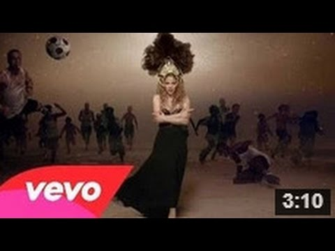 Shakira La La La (Brazil 2014) ft. Carlinhos Brown