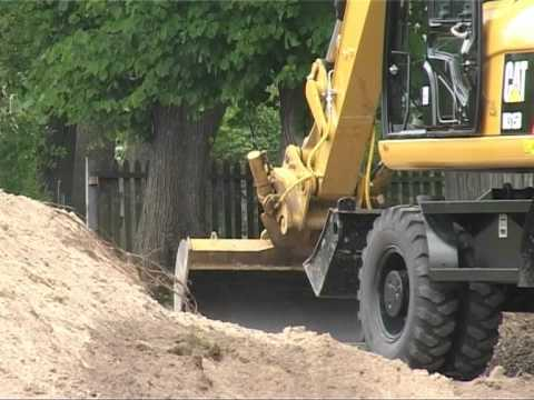Смотреть видео В Вентспилсе реконструируют водопровод