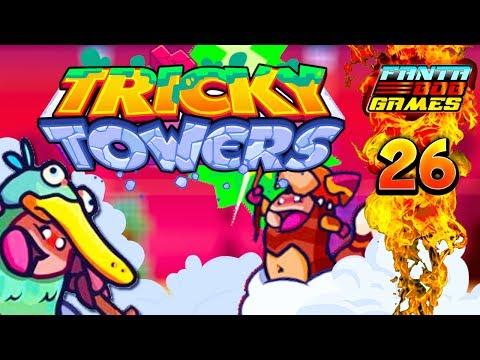 AVEC LE PEUPLE !  - Tricky Towers avec Fanta et Bob