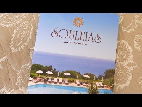Hôtel Souleias, plage de Gigaro, La-Croix-Valmer, Var (83), France