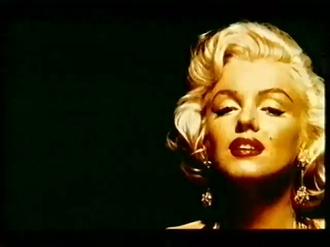 Montage Of Marilyn Monroe - Fade Away And Radiate - Blondie - 1978