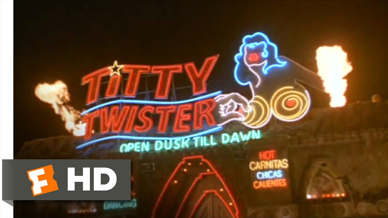 From Dusk Till Dawn  3  12  Movie Clip - The Titty Twister  1996  Hd