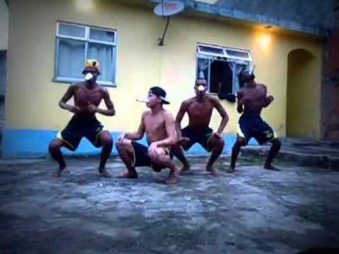 Dança do Pombo