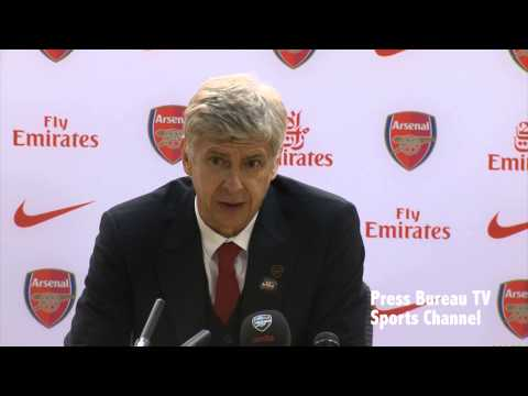 Arsene Wenger reaction Arsenal vs Southampton
