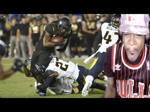 THE GREATEST VIDEO EVER!! TOP 10 TACKLE BREAKING RUNS IN COLLEGE FOOTBALL REACTION!!