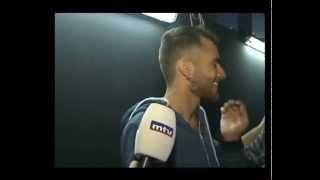 Live 1 Backstage Talk with Wafa Bouty