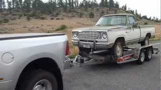 1994 Dodge Ram 3500 Regular Cab Long Bed videos