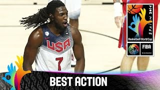 USA v Serbia - Best Action - 2014 FIBA Basketball World Cup