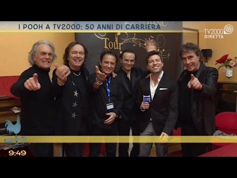I Pooh a TV2000: 50 anni di musica