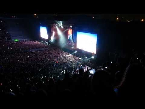 One Direction - Midnight Memories Argentina 3 de mayo 2014