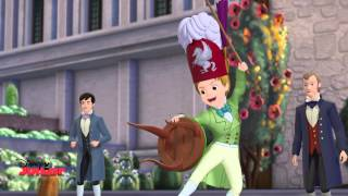 Sofia The First Goldenwing Circus Song HD