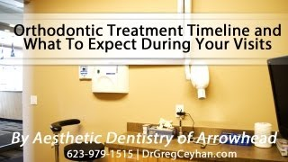 Orthodontic Treatment Timeline and What To Expect During You...