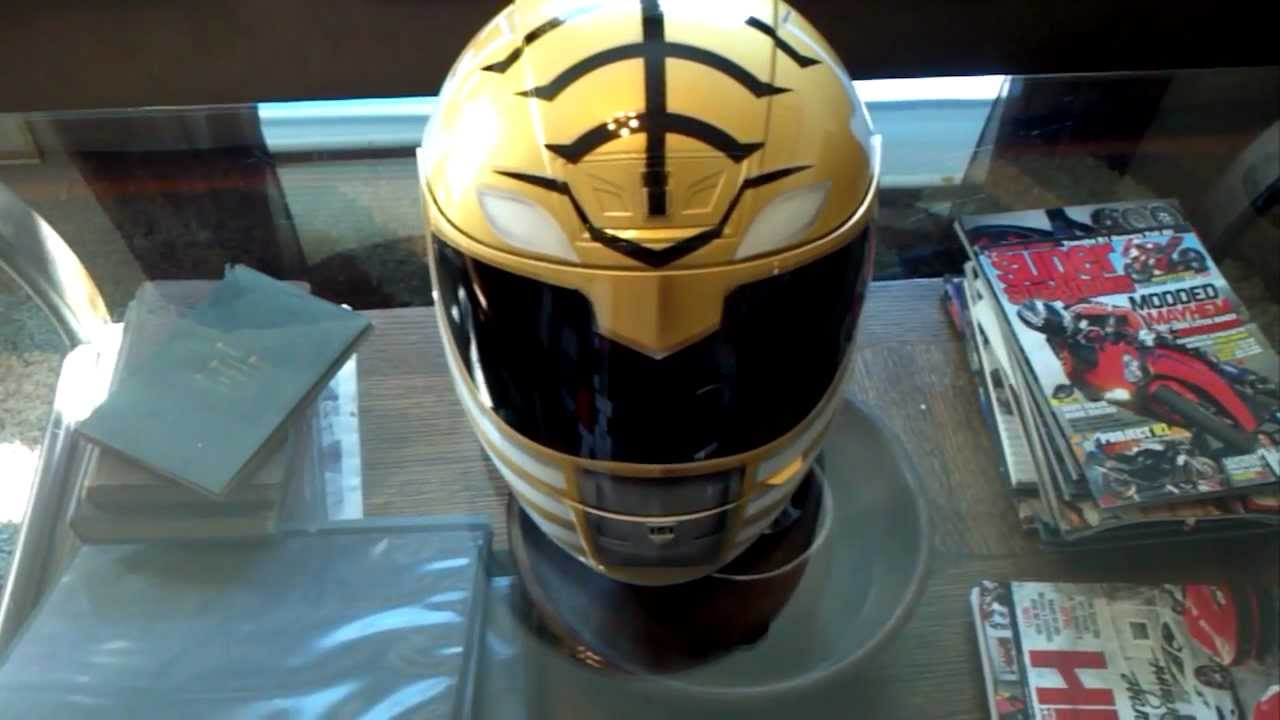 All comments on Custom Painted Airbrushed White Power Ranger ...