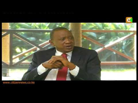 The Big Q: President Uhuru Kenyatta on the Government's Scorecard Part 1