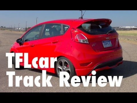 2014 Ford Fiesta ST 0-60 MPH & Track Review: Fast, Fun & even Frugal