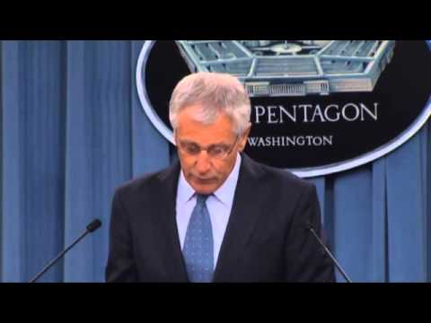 Hagel Proposes Big Military Cuts in 2015 Budget