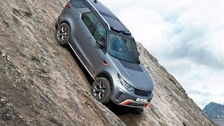 Land Rover Discovery SVX (2018) Ultimate Off-Road Car. YouCar Car Reviews.