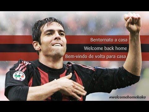 AC Milan ~ Ricardo Kakà | Welcome Back Home, Ricky!