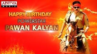 Happy Birthday Power Star Pawan Kalyan
