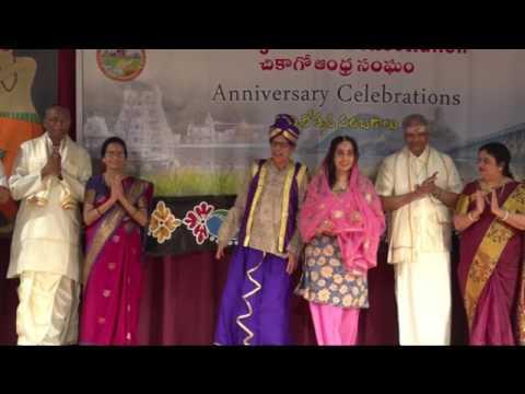 CAA - First Anniversary  - Mar 18th 2017 - Item-24 - National Integration Seniors Fashion Show