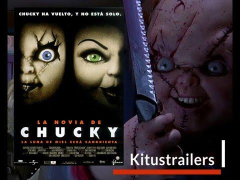 La Novia de Chucky Trailer