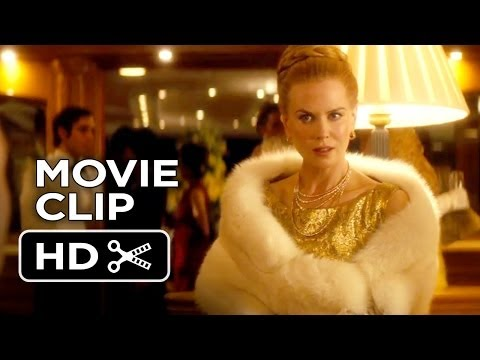 Grace Of Monaco Movie CLIP - Onasiss Boat (2014) - Nicole Kidman Movie HD
