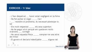 Aprende Valenciano. Lección 3