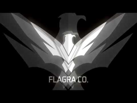 FLAGRA CO. - O NOVO LOGOTIPO