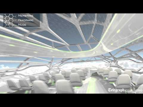 Самолёты будущего будут питаться энергией пассажиров