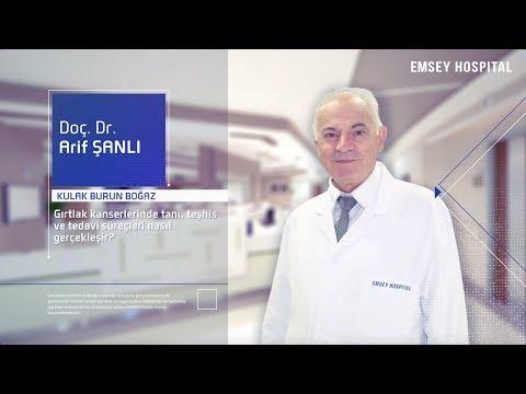 Gırtlak kanserinde tanı, teşhis ve tedavi süreçleri nasıl gerçekleşir?