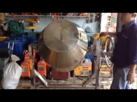 Máy trộn bêtong inox PHÚC LONG