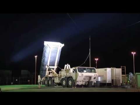 THAAD Terminal High Altitude Area Defense missile system United States US Army Lockheed Martin