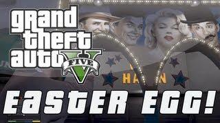 Grand Theft Auto 5 Marilyn Monroe, John Wayne, & Elvis